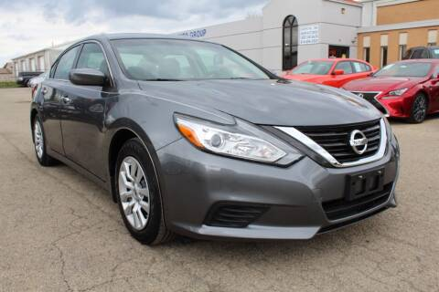 2016 Nissan Altima for sale at SHAFER AUTO GROUP in Columbus OH