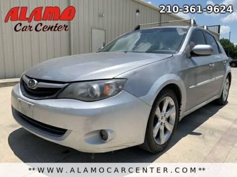 2010 Subaru Impreza for sale at Alamo Car Center in San Antonio TX