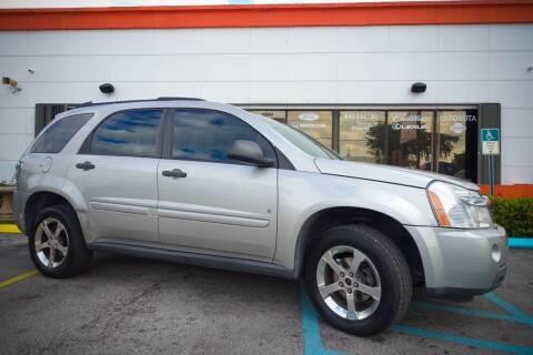 2007 Chevrolet Equinox for sale at Car Depot in Miramar FL