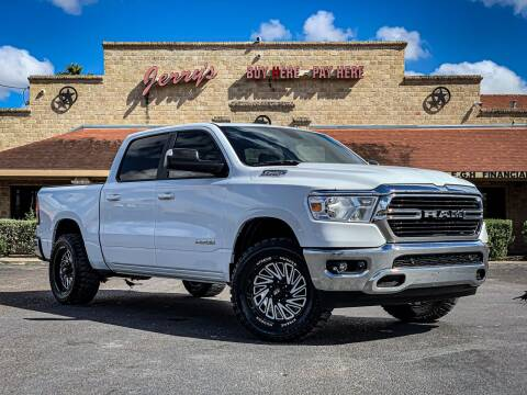 2019 RAM Ram Pickup 1500 for sale at Jerrys Auto Sales in San Benito TX