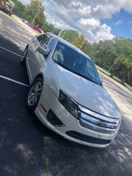 2012 Ford Fusion for sale at Carlyle Kelly in Jacksonville FL