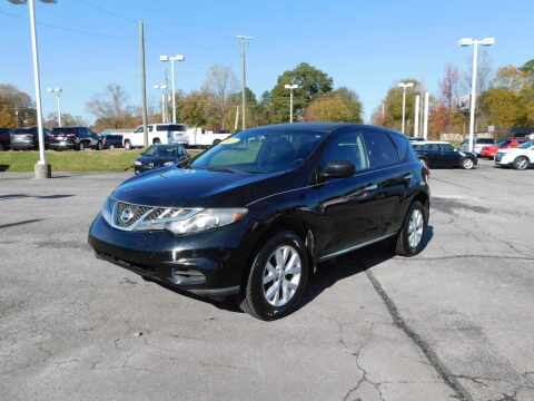 2011 Nissan Murano for sale at Paniagua Auto Mall in Dalton GA