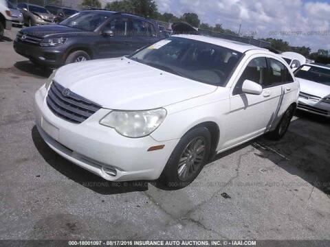 2008 Chrysler Sebring for sale at JacksonvilleMotorMall.com in Jacksonville FL