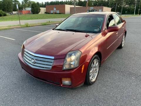 2003 Cadillac CTS for sale at American Auto Mall in Fredericksburg VA