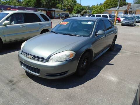 2010 Chevrolet Impala for sale at Bargain Auto Mart Inc. in Kenneth City FL