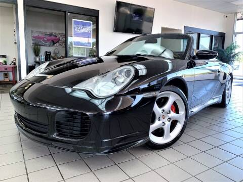 2004 Porsche 911 for sale at SAINT CHARLES MOTORCARS in Saint Charles IL