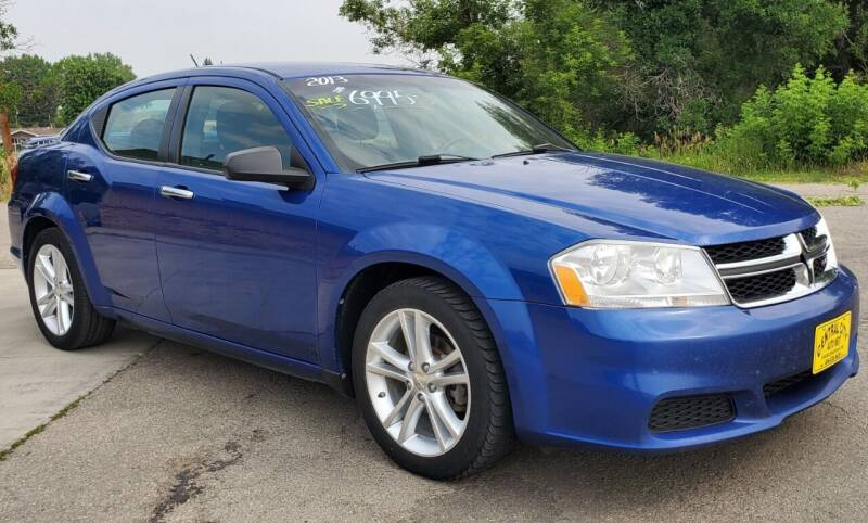 2013 Dodge Avenger for sale in Lewistown, MT