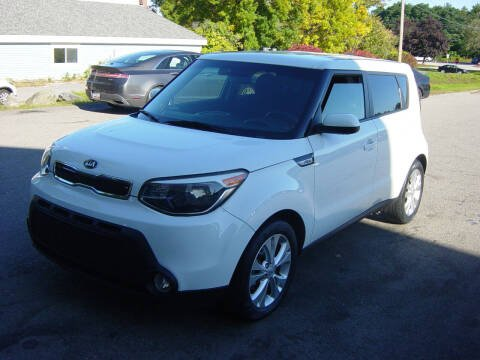 2016 Kia Soul for sale at North South Motorcars in Seabrook NH