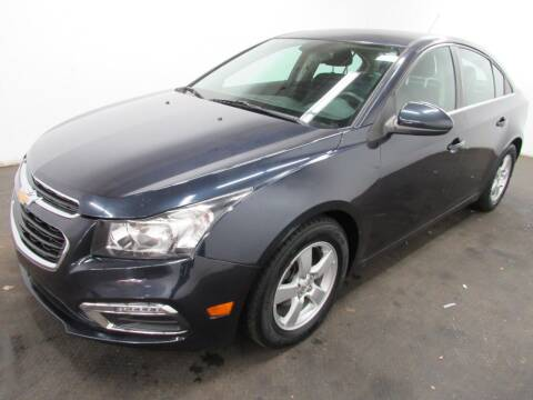 2016 Chevrolet Cruze Limited for sale at Automotive Connection in Fairfield OH