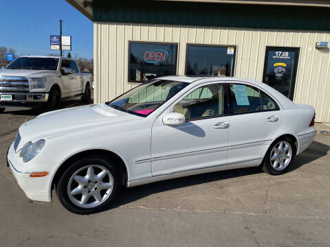 2002 Mercedes-Benz C-Class for sale at Murphy Motors Next To New Minot in Minot ND