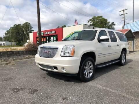 2011 GMC Yukon XL for sale at Coastal Auto Sales Inc in Jacksonville NC