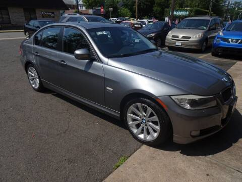 2011 BMW 3 Series for sale at DNS Automotive Inc. in Bergenfield NJ