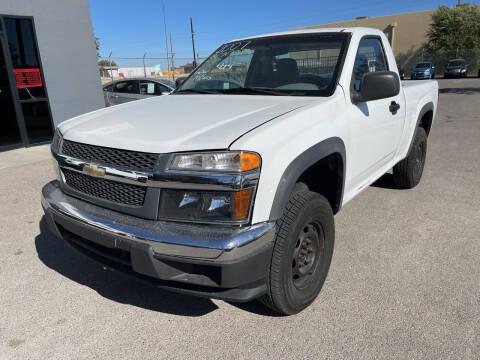 2007 Chevrolet Colorado for sale at Legend Auto Sales in El Paso TX