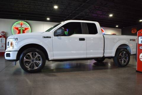 2019 Ford F-150 for sale at Choice Auto & Truck Sales in Payson AZ