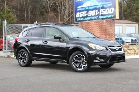 2014 Subaru XV Crosstrek for sale at Skyline Motors in Louisville TN