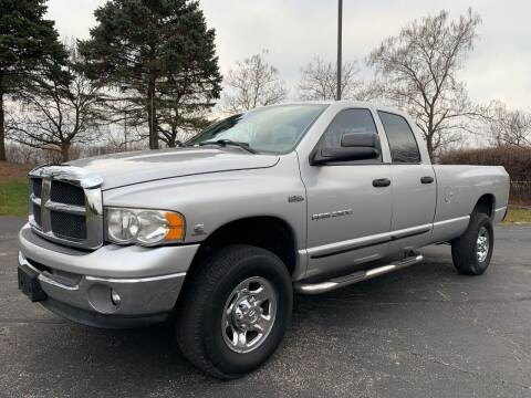 2003 Dodge Ram Pickup 2500 for sale at All Star Car Outlet in East Dundee IL