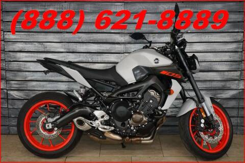 2020 Yamaha MT-09 for sale at AZMotomania.com in Mesa AZ