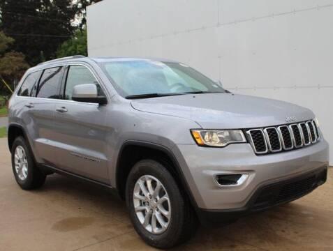 2021 Jeep Grand Cherokee for sale at DEUR-SPEET MOTORS in Fremont MI