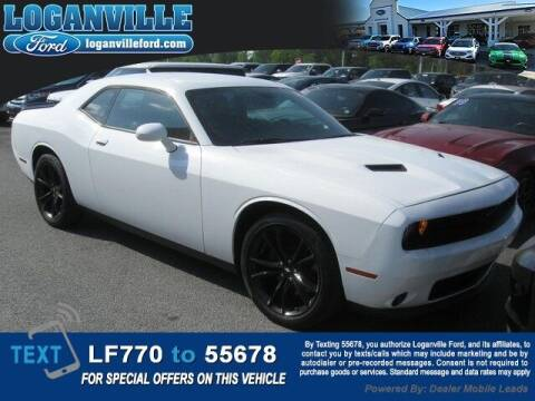 2018 Dodge Challenger for sale at Loganville Quick Lane and Tire Center in Loganville GA