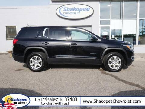 2019 GMC Acadia for sale at SHAKOPEE CHEVROLET in Shakopee MN