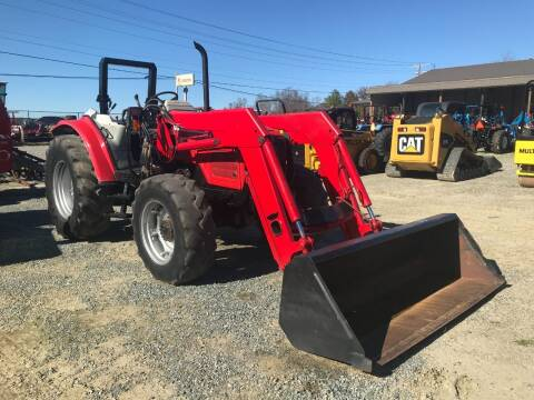2008 Massey Ferguson 5455 for sale at Vehicle Network - Joe's Tractor Sales in Thomasville NC