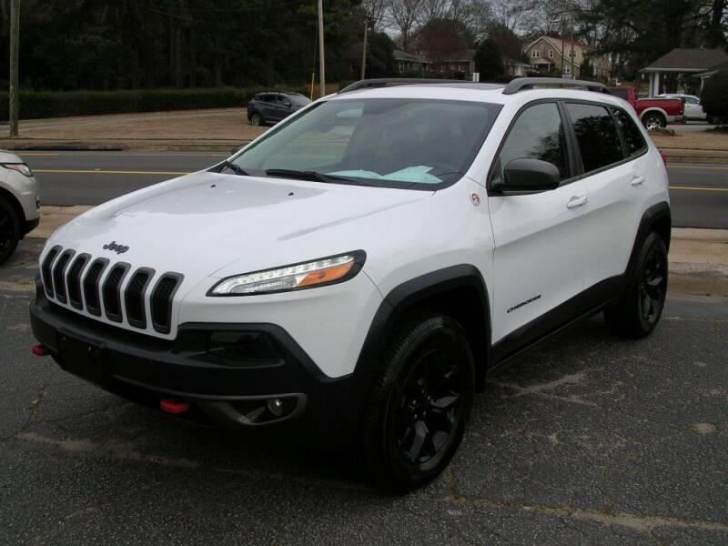 2015 Jeep Cherokee for sale at South Atlanta Motorsports in Mcdonough GA