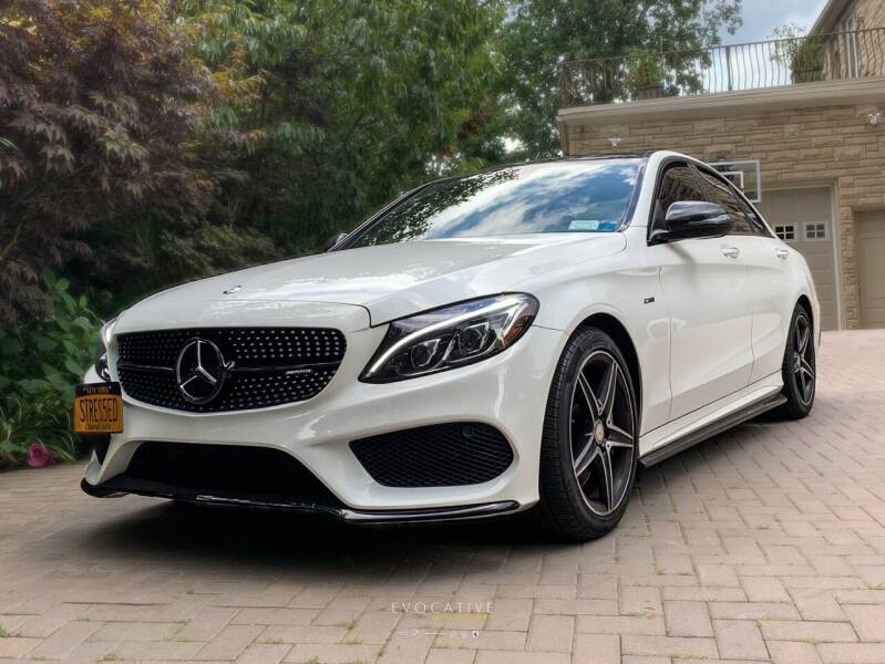 2016 Mercedes-Benz C-Class for sale at Jerusalem Auto Inc in North Merrick NY