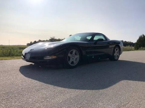 1997 Chevrolet Corvette for sale at Lowcountry Auto Sales in Charleston SC