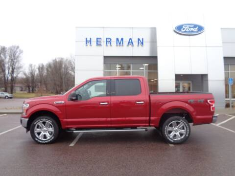 2020 Ford F-150 for sale at Herman Motors in Luverne MN