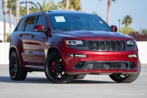 2016 Jeep Grand Cherokee for sale at Euro Auto Sales in Santa Clara CA