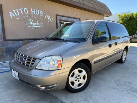 2004 Ford Freestar for sale at Auto Hub, Inc. in Anaheim CA