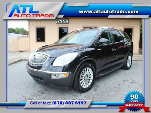 2010 Buick Enclave for sale at ATL Auto Trade, Inc. in Stone Mountain GA