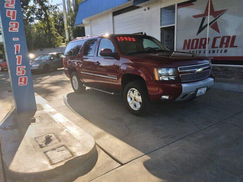 2011 Chevrolet Suburban for sale at Nor Cal Auto Center in Anderson CA