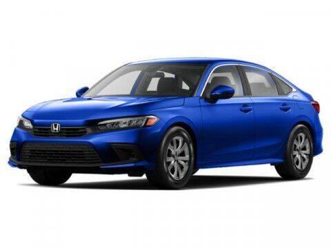 2022 Honda Civic for sale at DAVID McDAVID HONDA OF IRVING in Irving TX