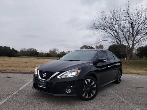 2016 Nissan Sentra for sale at Laguna Niguel in Rosenberg TX