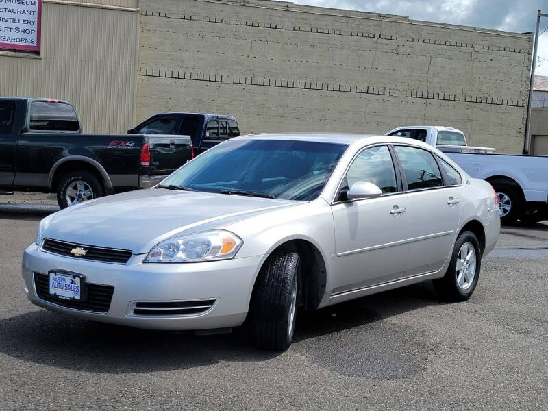 2006 Chevrolet Impala for sale at Aberdeen Auto Sales in Aberdeen WA