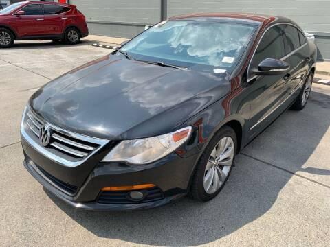 2010 Volkswagen CC for sale at Diana Rico LLC in Dalton GA