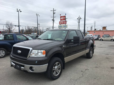 2007 Ford F-150 for sale at 4th Street Auto in Louisville KY