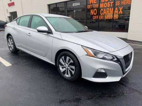 2019 Nissan Altima for sale at Hi-Lo Auto Sales in Frederick MD
