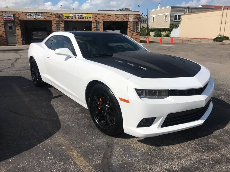 2015 Chevrolet Camaro for sale at Carney Auto Sales in Austin MN
