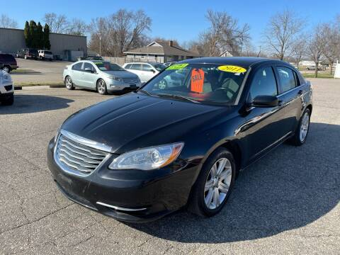 2011 Chrysler 200 for sale at River Motors in Portage WI