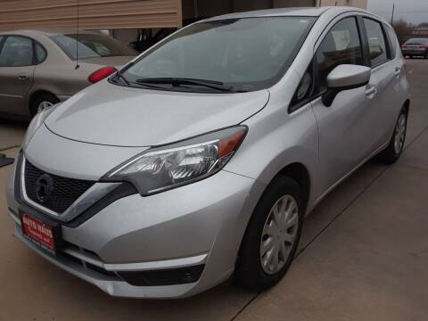 2017 Nissan Versa Note for sale at Auto Haus Imports in Grand Prairie TX