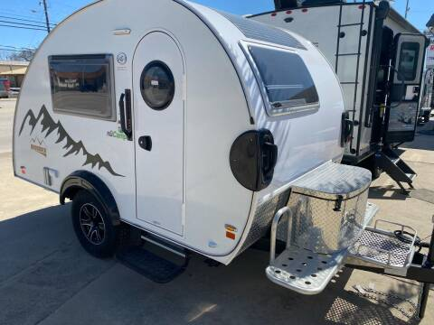 2021 NUCAMP T@B CS-S for sale at ROGERS RV in Burnet TX