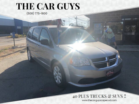2014 Dodge Grand Caravan for sale at The Car Guys in Hyannis MA
