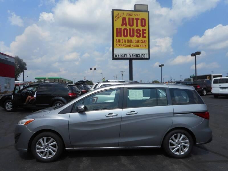 2013 Mazda MAZDA5 for sale at AUTO HOUSE WAUKESHA in Waukesha WI