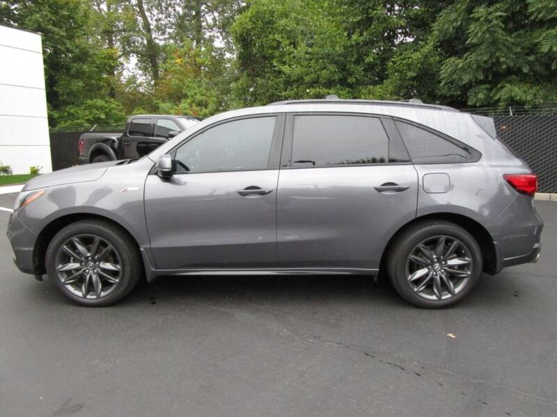 2019 Acura MDX SH-AWD 4dr SUV w/Technology and A-SPEC Package - Salem OR