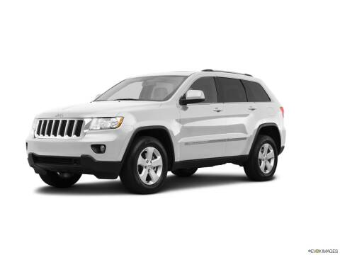 2013 Jeep Grand Cherokee for sale at West Motor Company in Hyde Park UT