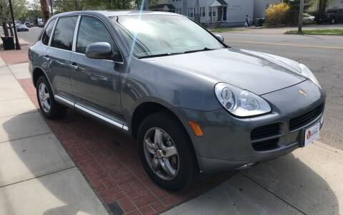 2005 Porsche Cayenne for sale at Viscuso Motors in Hamden CT