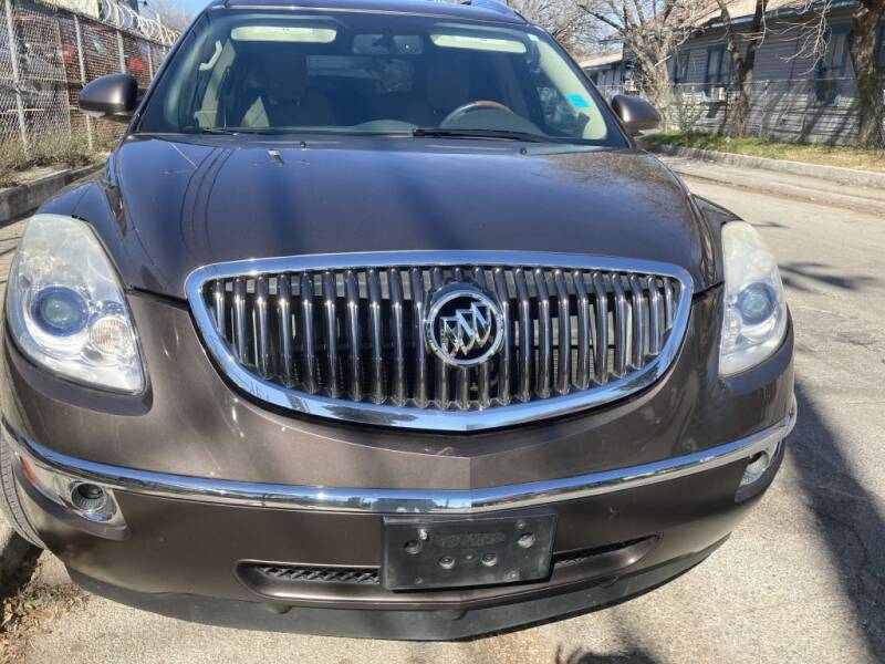 2012 Buick Enclave for sale at Carzready in San Antonio TX