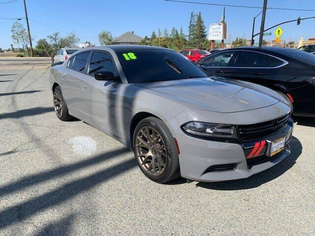 2018 Dodge Charger for sale at Contra Costa Auto Sales in Oakley CA